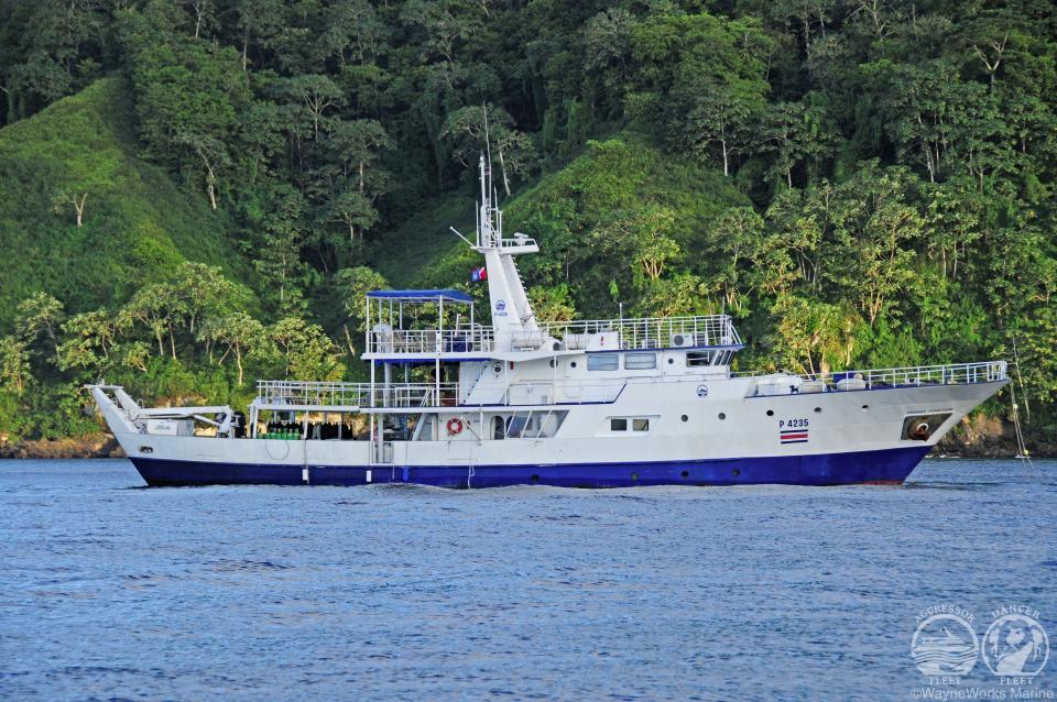 Okeanos Aggressor Boat Photo