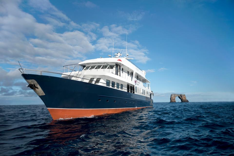 Galapagos Master Boat Photo