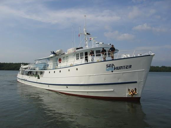 Sea Hunter Boat Photo