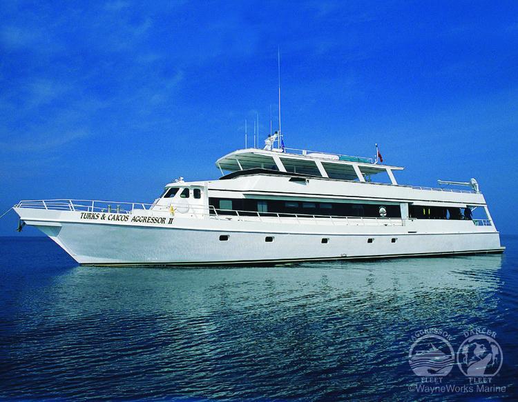 Turks & Caicos Aggressor II Boat Photo