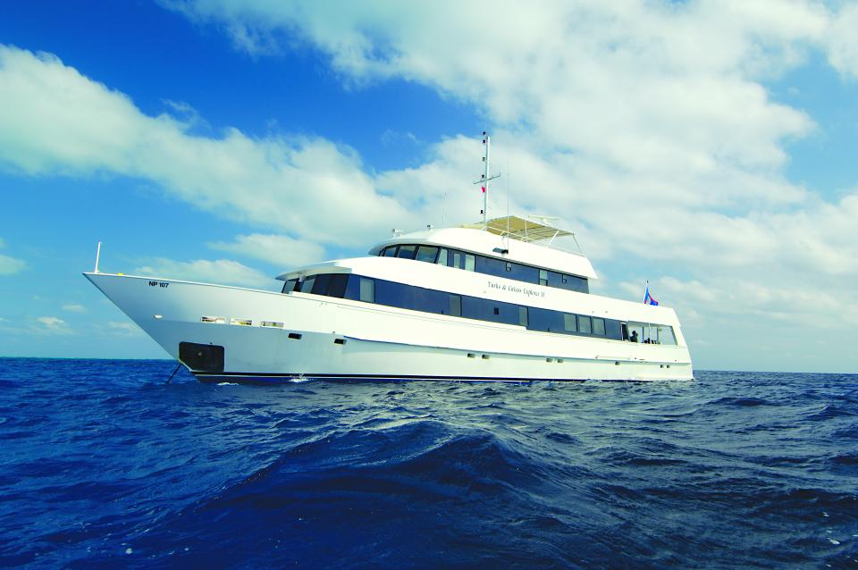 Turks & Caicos Explorer II Boat Photo
