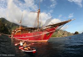 Arenui Kayak Photo