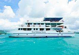 Deep Andaman Queen Boat Photo
