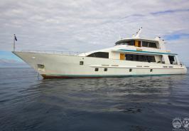 Island Dancer Boat Photo