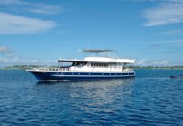Sea Spirit Boat Photo