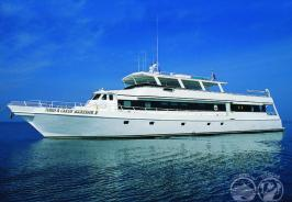 Turks & Caicos Aggressor II Boat Photo