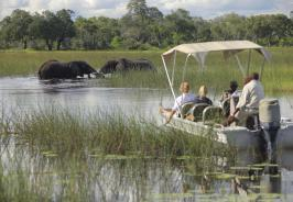 &Beyond Xudum Okavango Delta Lodge Photo